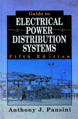 9780878146390: Guide to Electrical Power Distribution Systems. 5th Edition