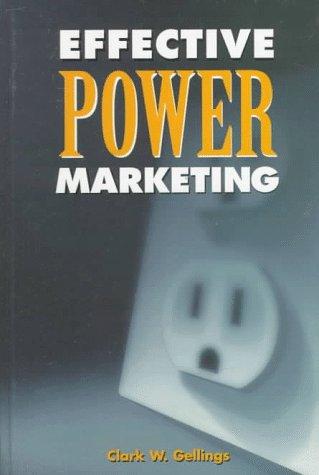 9780878146468: Effective Power Marketing