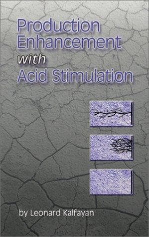 9780878147786: Production Enhancement With Acid Stimulation