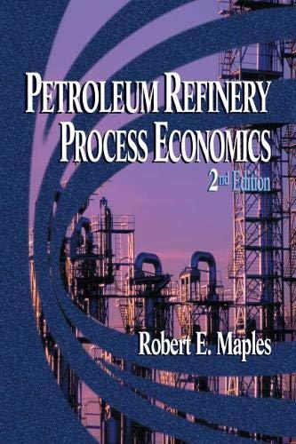 9780878147793: Petroleum Refinery Process Economics