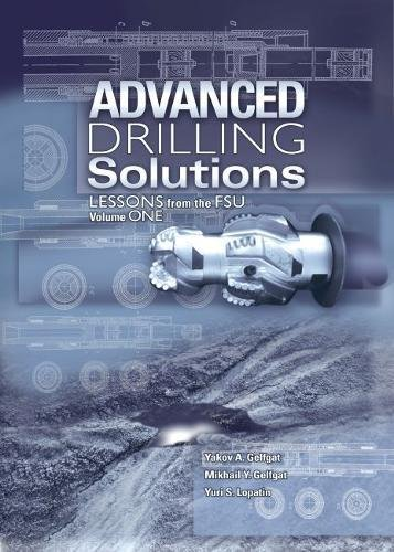 Advanced Drilling Solutions: Lessons from the Fsu: Yakov Gelfgat