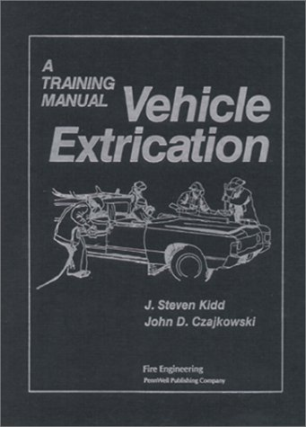 9780878149155: Vehicle Extrication: A Training Manual