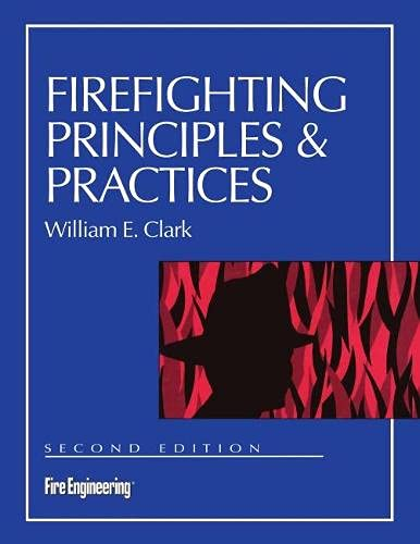 9780878149209: Firefighting Principles & Practices