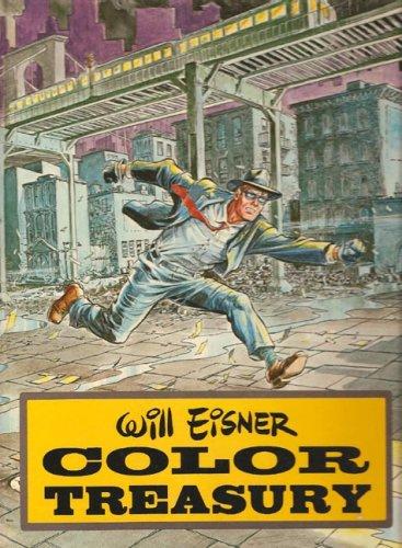 9780878160068: Will Eisner Color Treasury
