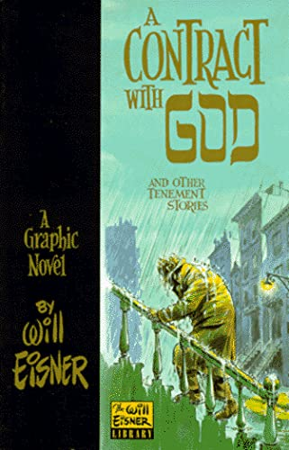 9780878160181: A Contract with God and Other Tenement Stories