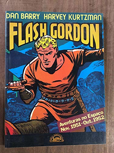 Flash Gordon the Complete Daily Strips, November: Barry, Can and