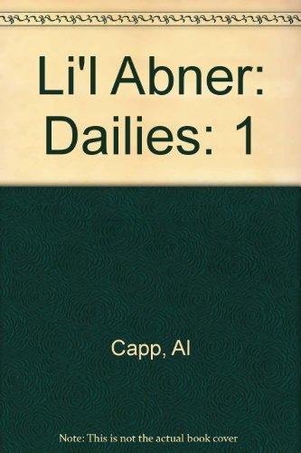 Li'l Abner: Dailies, Vol. 1: 1934-1935: Al Capp
