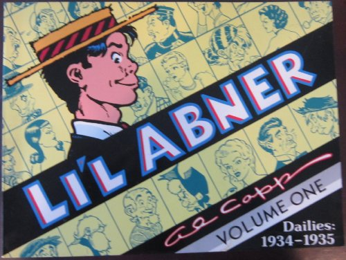 Li'l Abner Dailies 1934-1935 (Vol. 1)