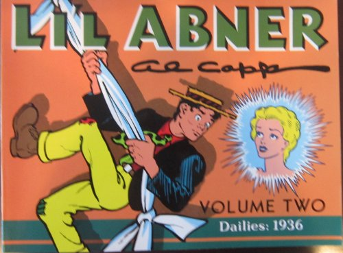 Li'l Abner Volume Two Dailies: 1936.