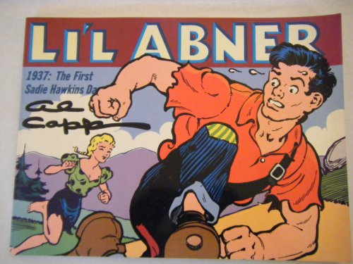 Li'l Abner Volume Three Dailies: 1937
