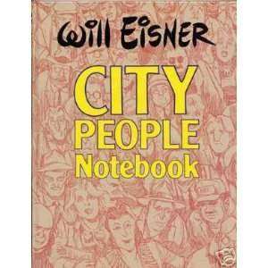 9780878160549: City People Notebook