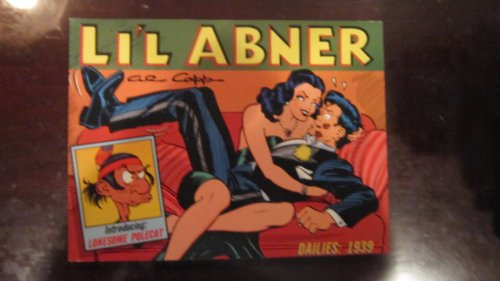 Li'l Abner Volume Five Dailies: 1939