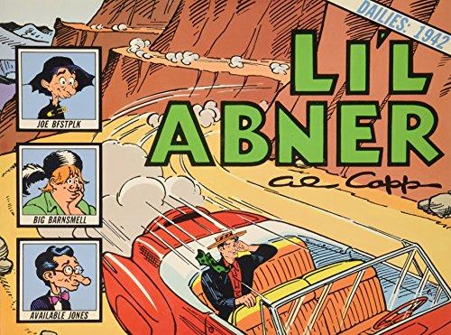 9780878160693: Li'l Abner: Dailies, Vol. 8: 1942