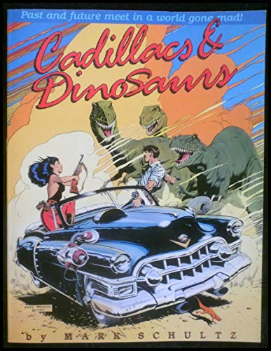9780878160716: Cadillacs and Dinosaurs