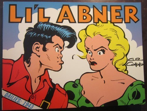 Li'l Abner: Dailies, Vol. 9: 1943