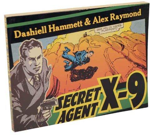 9780878160778: Secret Agent X-9