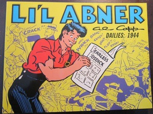 9780878160785: Li'l Abner: Dailies, Vol. 10: 1944