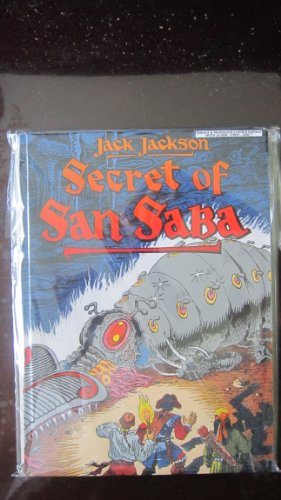 9780878160808: Secret of San Saba: A Tale of Phantoms and Greed in the Spanish Southwest (Death Rattle Series)