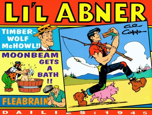 Li'l Abner: Dailies, Vol. 11: 1945