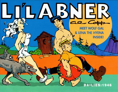 Li'l Abner Volume Twelve Dailies:1946.