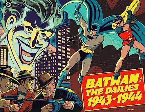 9780878161195: Batman: The Dailies: 001