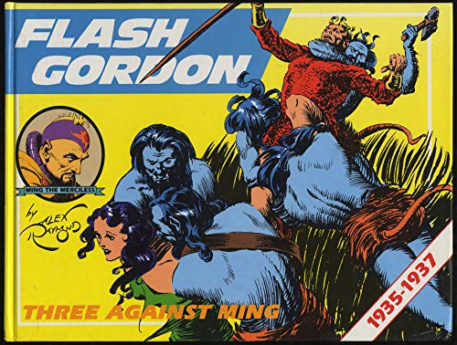 9780878161201: Flash Gordon: Three Against Ming