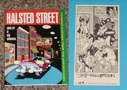 Halsted Street: Torment and Drama from the: Williamson, Skip