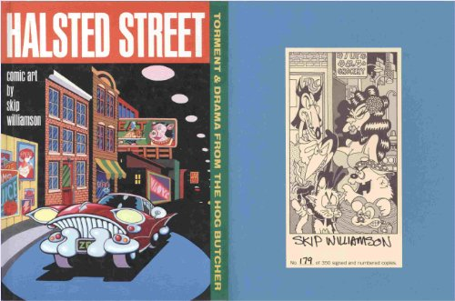 Halsted Street : Tales of Torment from: Williamson, Skip