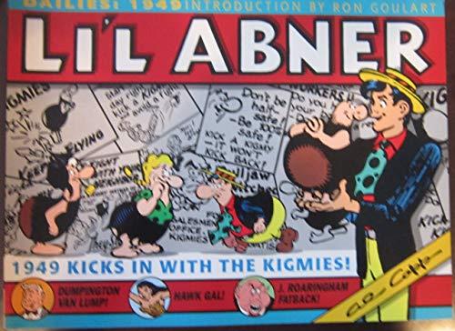 Li'l Abner Dailies Volume Fifteen: 1949: Capp, Al