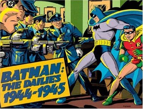 9780878161300: Batman Dailies: 1944-1945: 002