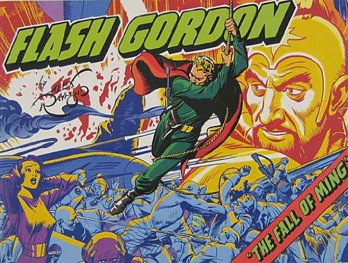 9780878161676: Flash Gordon: Fall of Ming/No 4