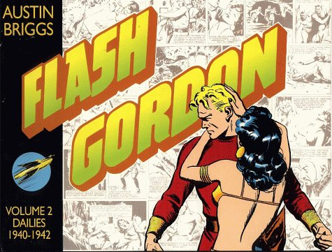 Flash Gordon : Volume 2 : Dailies 1940-1942: Austin Briggs