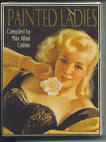 Painted Ladies trading cards boxed set -: Allan Collins