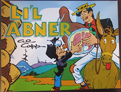 9780878162109: Li'l Abner: Dailies, Vol. 17: 1951