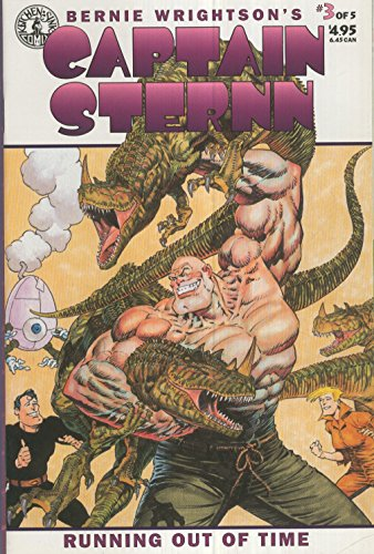 Captain Sternn: Running Out of Time #3 of 5 (9780878162307) by Bernie Wrightson