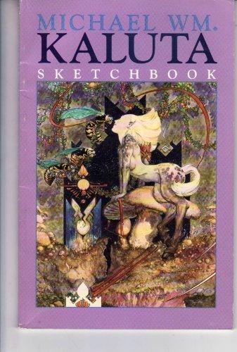 9780878162369: Michael Kaluta Sketch Book