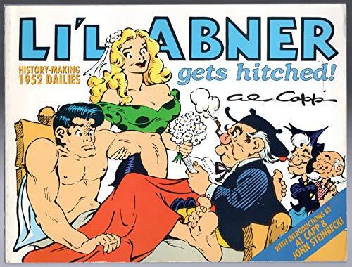 Li'l Abner: Dailies, Vol. 18: 1952: Al Capp