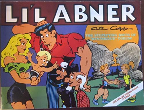 Li'l Abner: Dailies, Vol. 19: 1953 (0878162488) by Al Capp