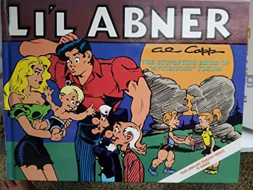 9780878162499: Li'l Abner: Dailies, Vol. 19: 1953 - The Stupefying Birth of