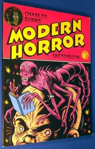9780878162505: Charles Burns: Modern Horror Sketch Book