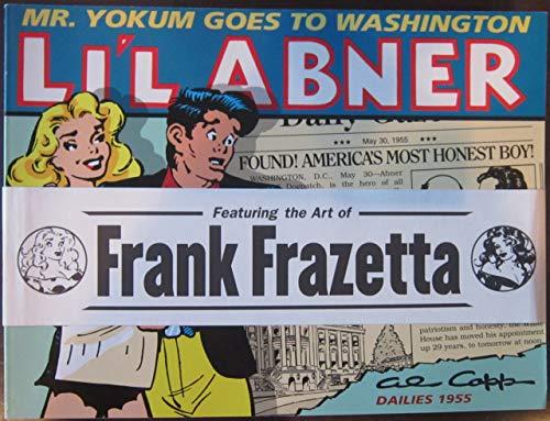 Li'l Abner: Dailies Volume 21, 1955: Al Capp