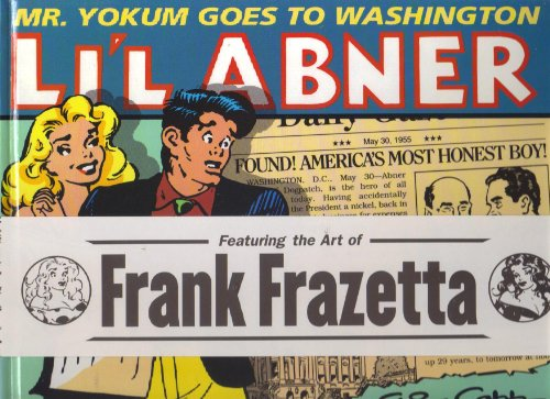 Li'l Abner: Dailies, Vol. 21: 1955 (0878162631) by Al Capp