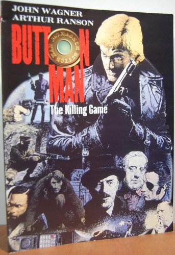 9780878162765: Button Man: The Killing Game