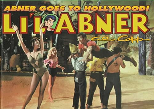 Li'l Abner: Dailies, Vol. 25: 1959 - Abner Goes to Hollywood (0878162798) by Al Capp