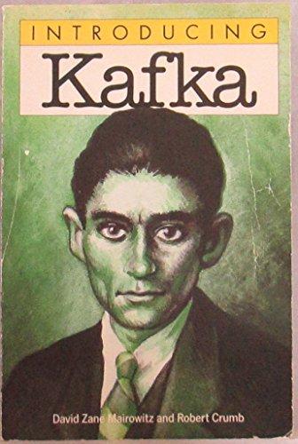 Introducing Kafka: Crumb, Robert, Mairowitz,
