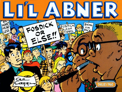 026: Li'l Abner: Dailies, Vol. 26: 1960 (0878162909) by Al Capp