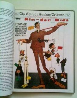 The Comic Strip Art of Lyonel Feininger: Feininger, Lyonel