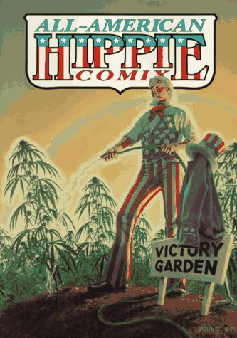 9780878162987: All American Hippie Comix