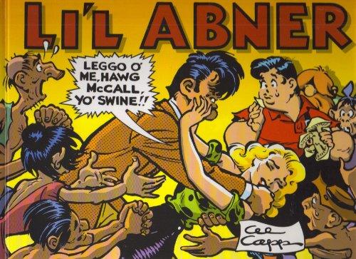 9780878163052: Li'l Abner Dailies, Vol. 23: 1957