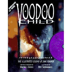 9780878163861: Voodoo Child: The Illustrated Legend of Jimi Hendrix